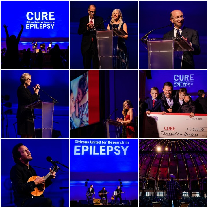 CURE's 20th Annual Chicago Benefit