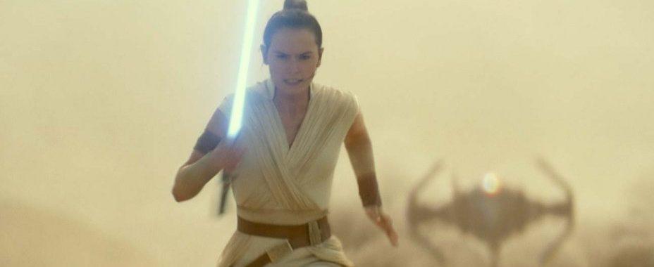 Screenshot from Star Wars: The Rise Of Skywalker