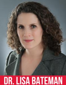 Dr. Lisa Bateman, Cedars Sinai Medical Center
